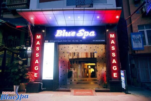 Massage Blue - Nguyễn Khánh Toàn