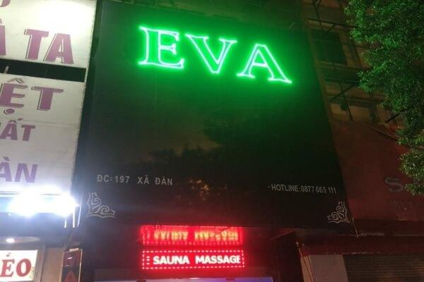 Massage EVA - Xã Đàn