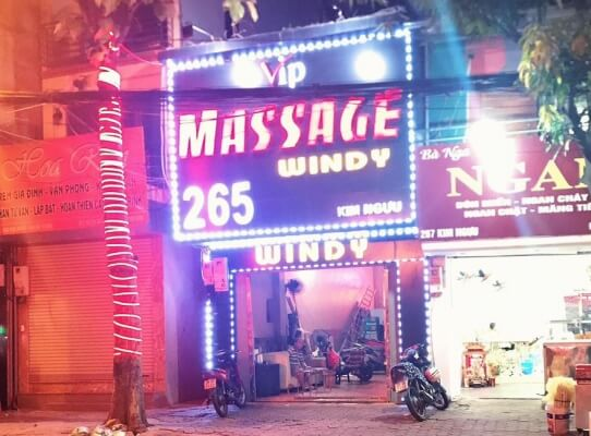 Massage Windy - Kim Ngưu