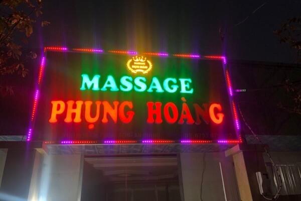 Massage Phụng Hoàng - Quận 6